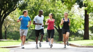 Jogging-track - Aerobic Workouts for Weight Loss