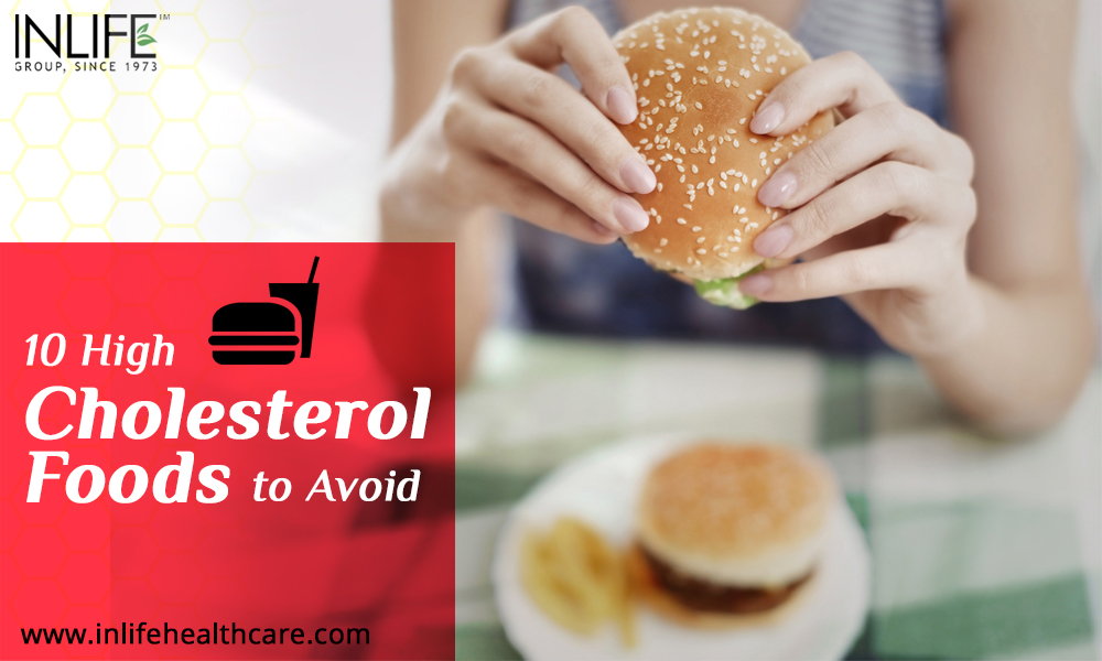 10 High-Cholesterol Foods to Avoid