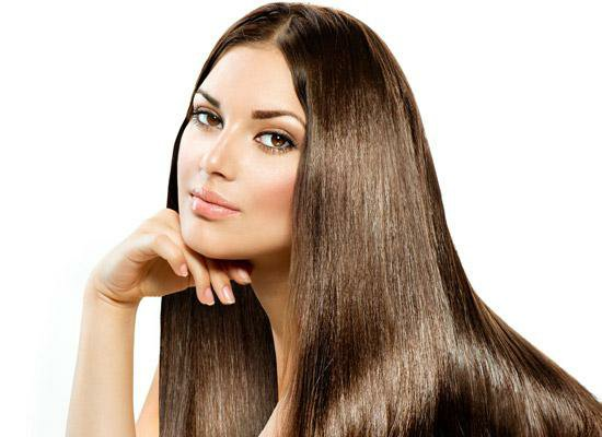 Helps To Give Shiny And Smooth Hair