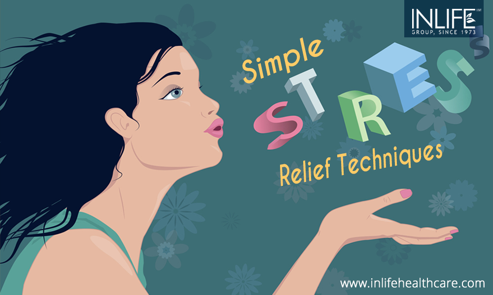 Simple Stress Relief Techniques