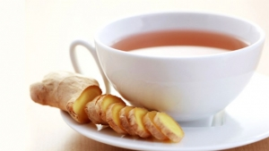 ginger for Chest Congestion Relief