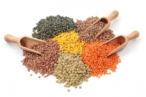 groups-of-lentils foods for muscle mass