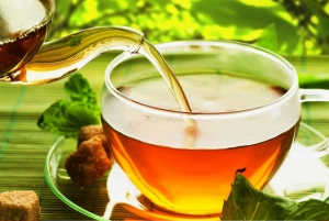 herbal tea for Chest Congestion Relief