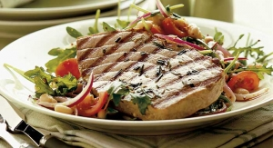tuna for muscle mass