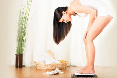 weight loss be the reason for hair fall