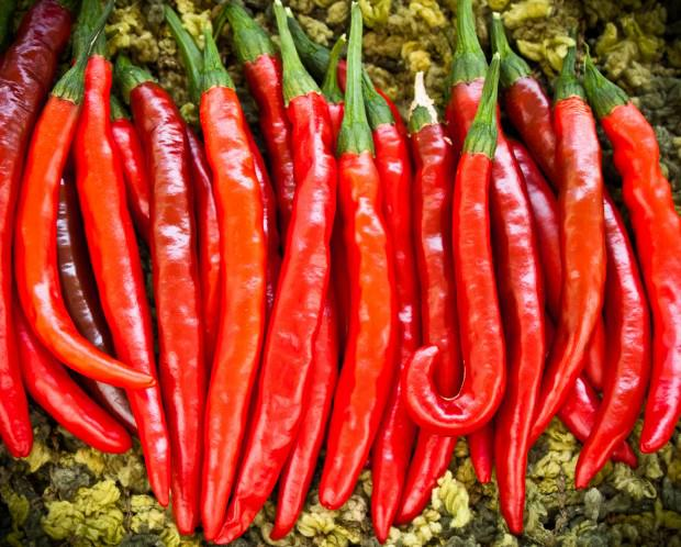 Cayenne Pepper - Herbs for Weight Loss