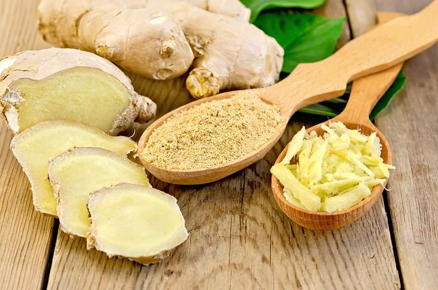 Ginger - Supplements and Herbs for Weight Loss