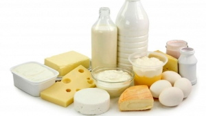 Milk and Dairy Products.