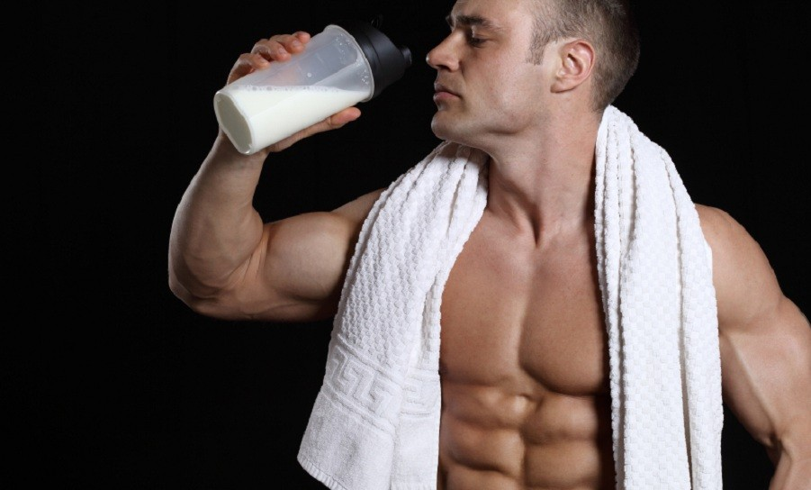 Are Protein Supplements the Only Way to Improve Muscle Mass in Bodybuilders ?