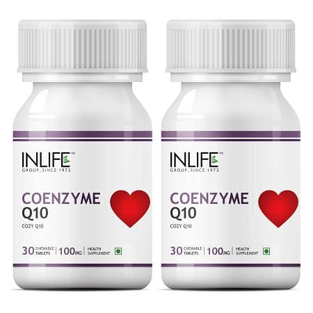 Coenzyme-Q10 2 pack