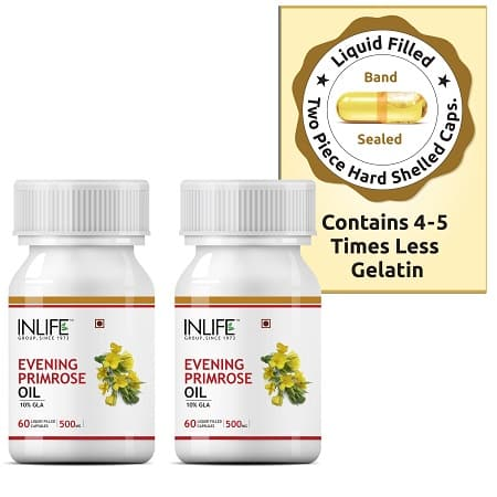 Evening-Primrose-oil 2 pack