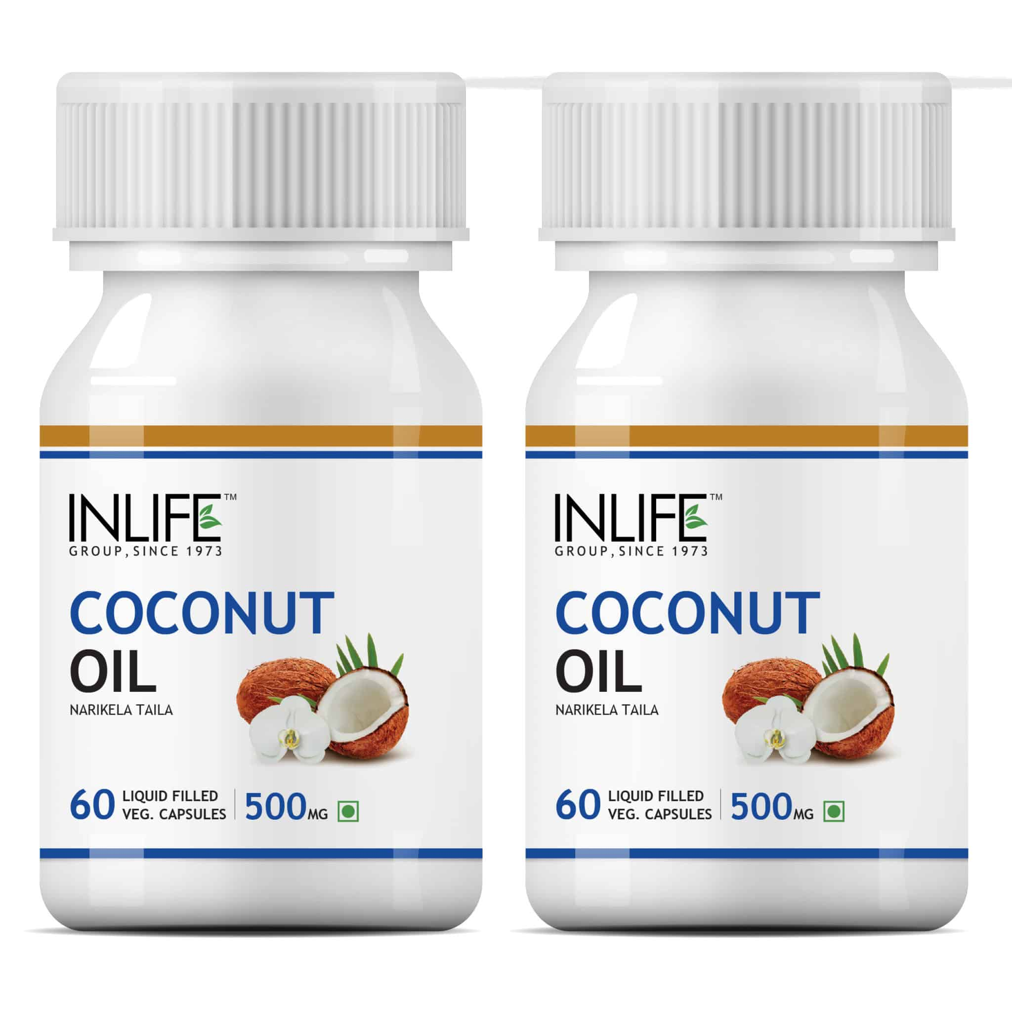 coconut oil capsules supplement
