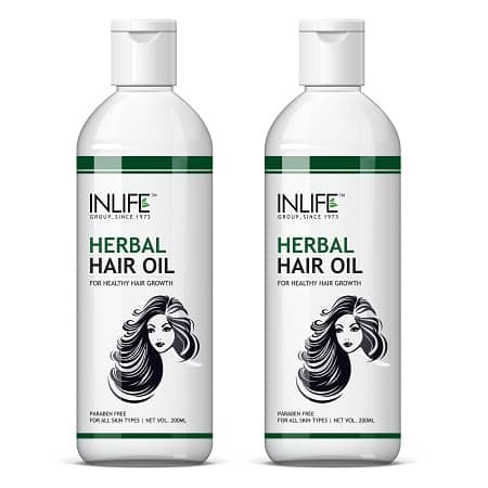 Herbal-hair-oil 2 pack