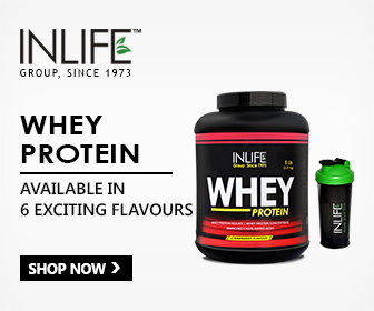 Buy INLIFE whey protein online