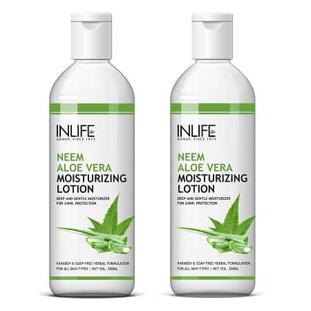 Neem-Aloe-Vera-Moisturizing-Lotion 2 pack