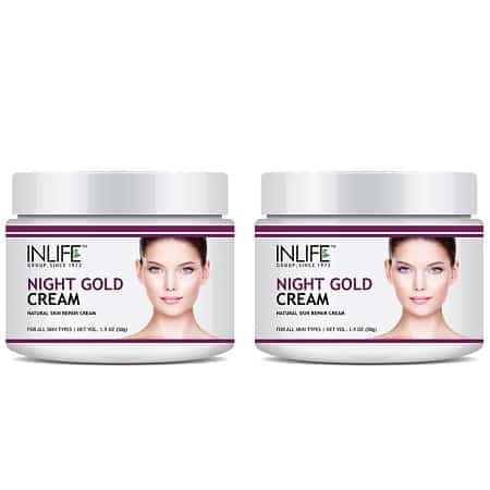 Night-Gold-cream 2 pack