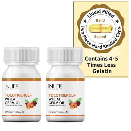 Tocotrienol+wheat-Germ-Oil 2 pack