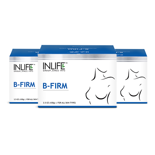 INLIFE™ Natural Breast Firming and Tightening Cream, 100g (3-Pack)