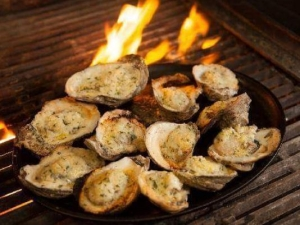 Oysters and Other Shellfish