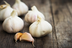 Home remedy for heart attack - Garlic