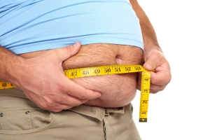 obesity - cause of heart attack