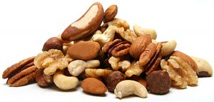 Mixed nuts meal