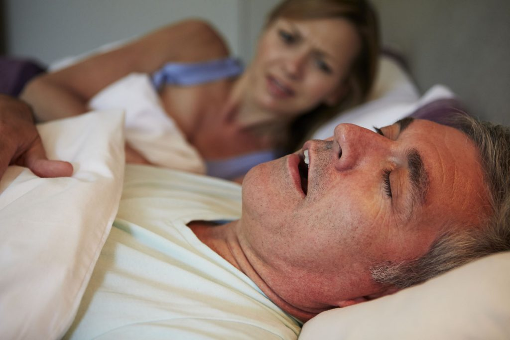 Sleep Hypoventilation May Be a Cause for Heart Failure