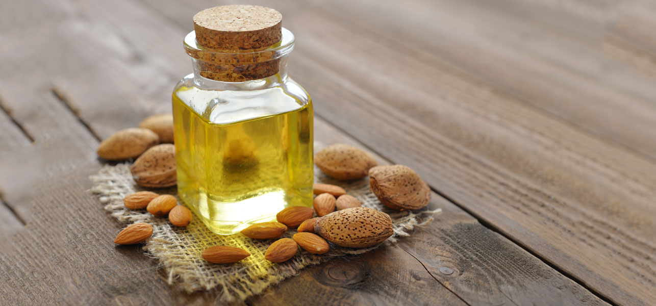 Almond oil and Dry skin