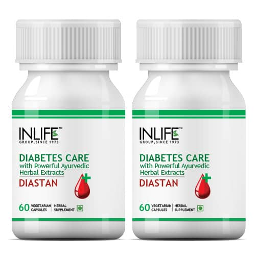 Diastan diabetes care capsules 2 pack