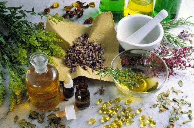 Different types of nutritious supplements