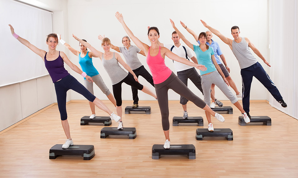 Top Aerobics benefits