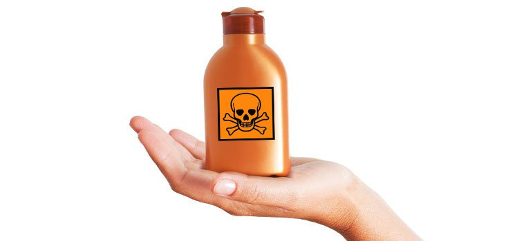 Avoid these noxious chemicals – Avoid hair problems