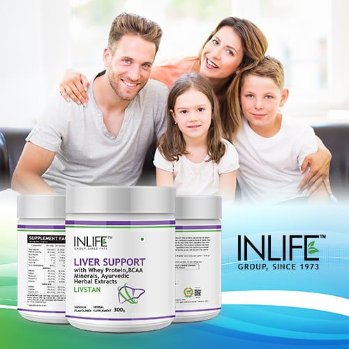 Liver Support_healthy family