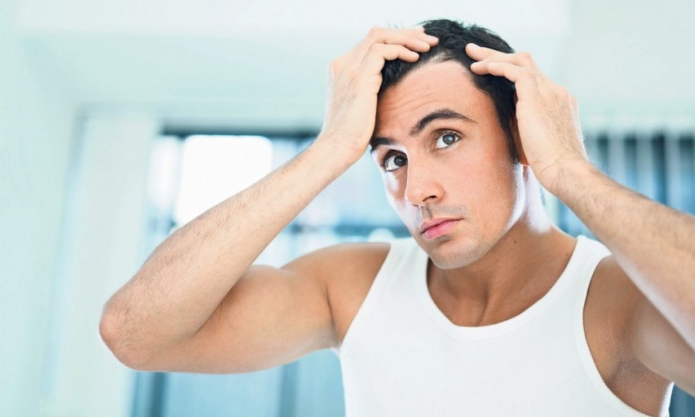 How to improve the cycle of hair follicle growth in middle age men