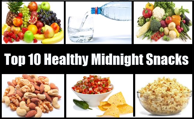 10 snacks you can grasp without guilt at 3 am in the night