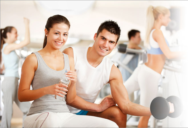 Plan a Fitness Date with Friend