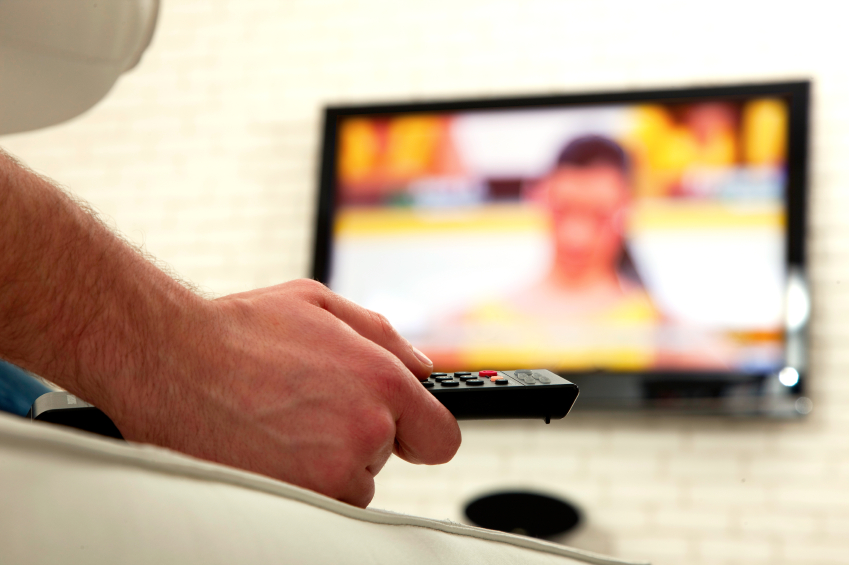 5 ways to reduce weight while watching TV