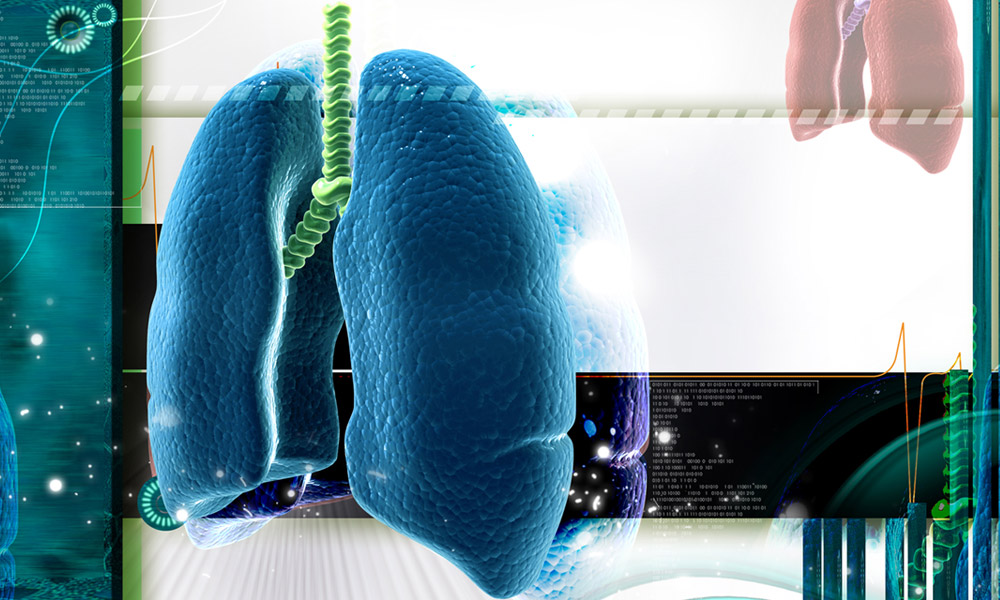 COPD is a lung disease