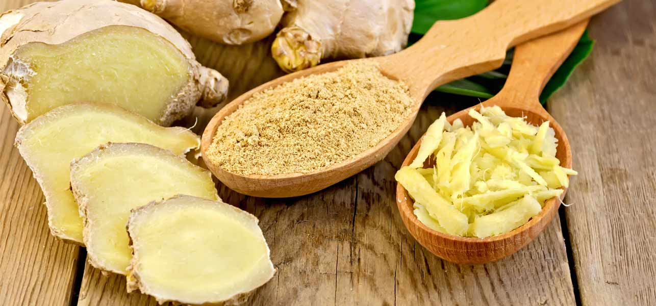Ginger - Muscle Pain