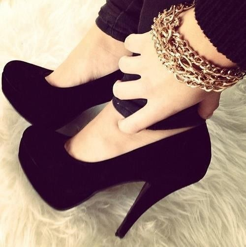 Trade In Your High Heels