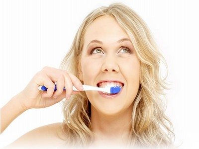 Brush your teeth every morning and evening