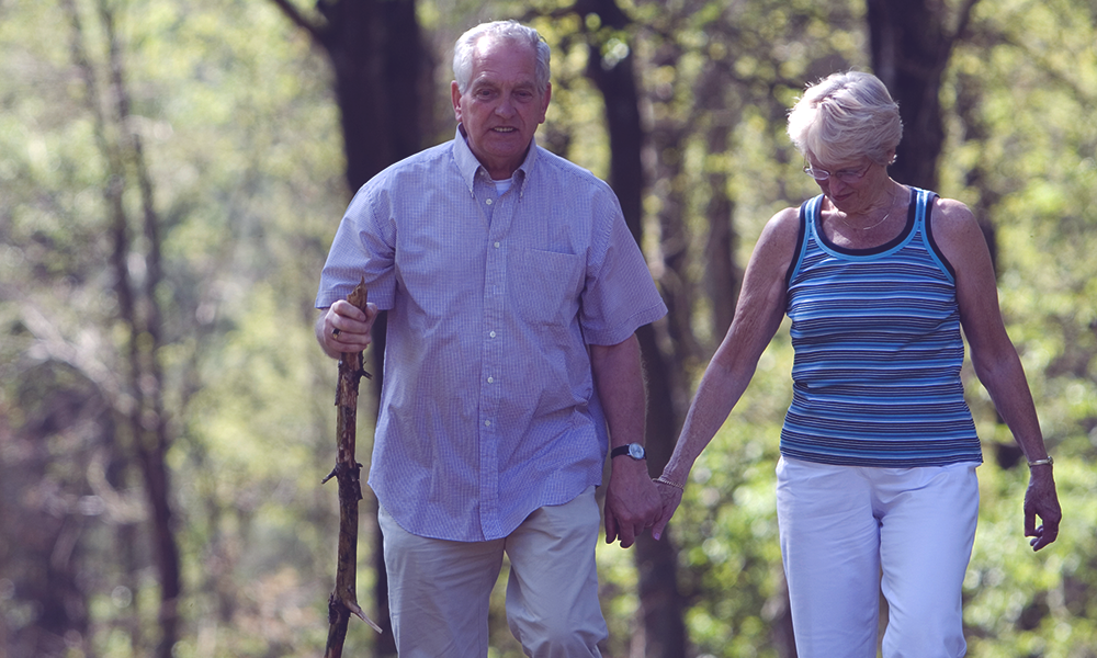 Here Are The Physical Activity Guidelines For The Elderly People