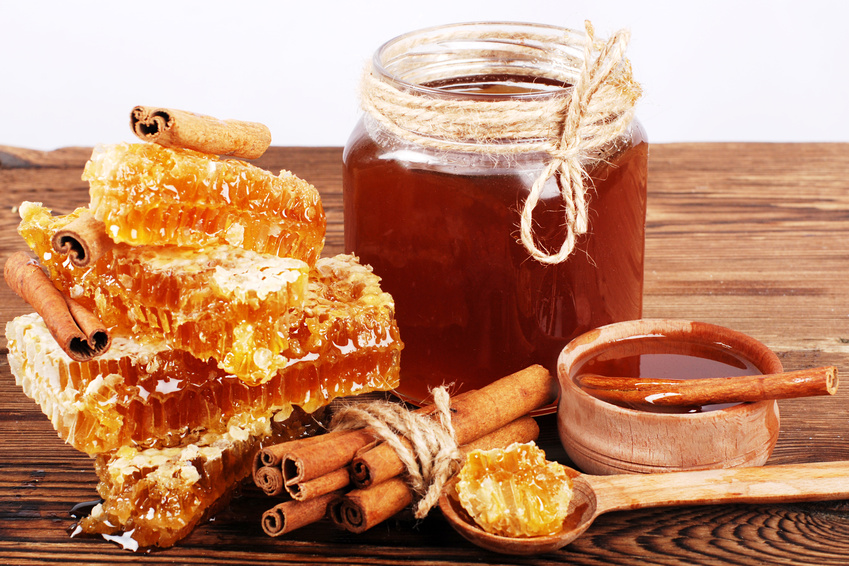 Honey - Natural Painkillers