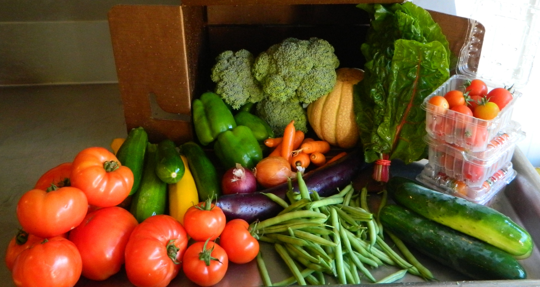 Stock Up On Vegetables