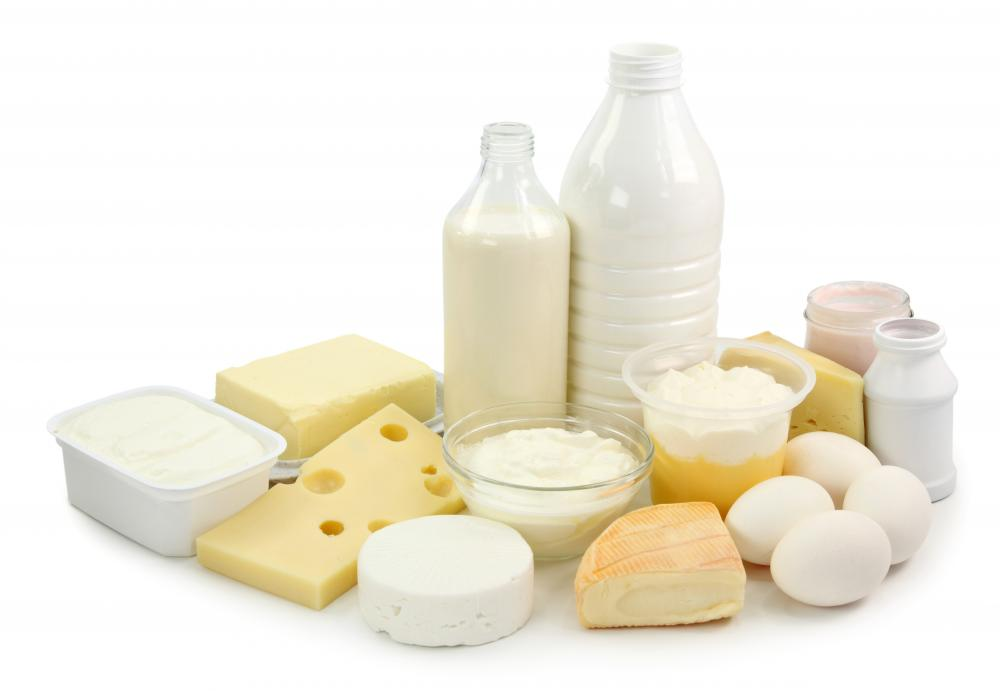 Fortified Dairy Products