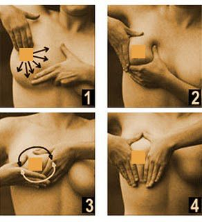 Massage Your Breasts