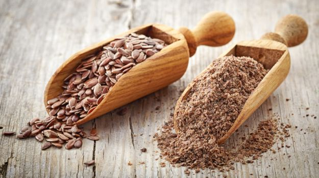 Flaxseed and breast size