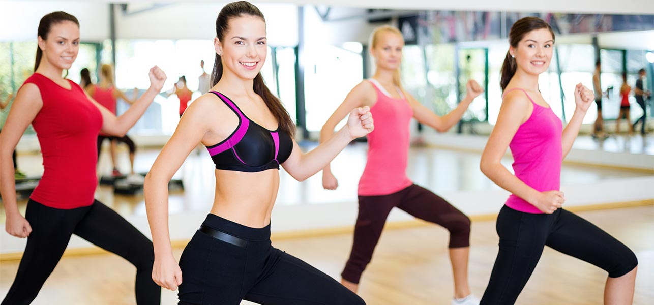 Carry Out Few Aerobic Exercises