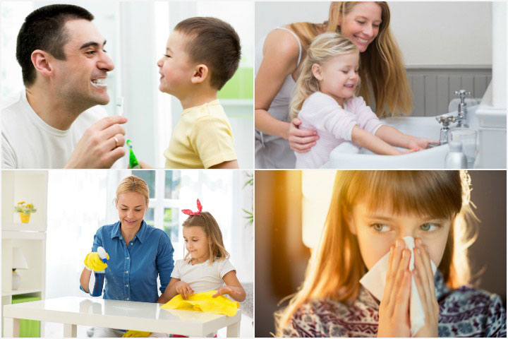 Teach your kids these hygiene habits - The earlier the better!