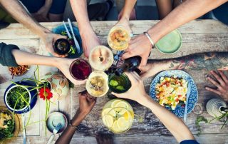 Can you booze and still diet?
